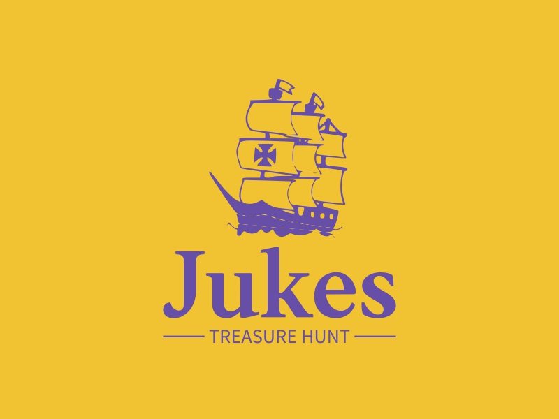 Jukes logo design