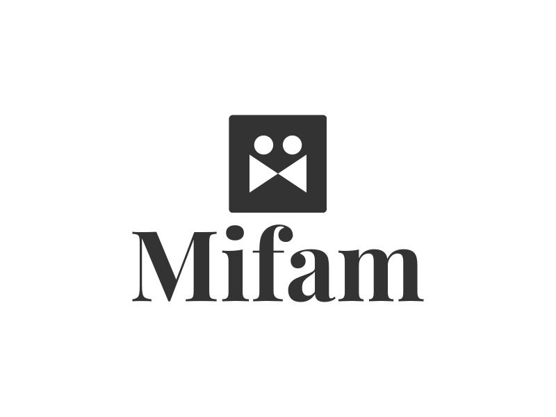 Mifam logo design