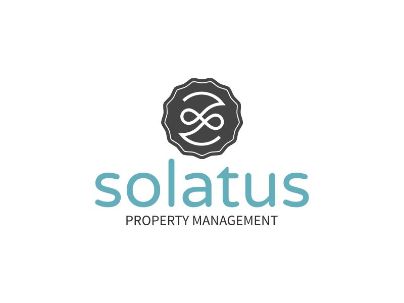 solatus logo design