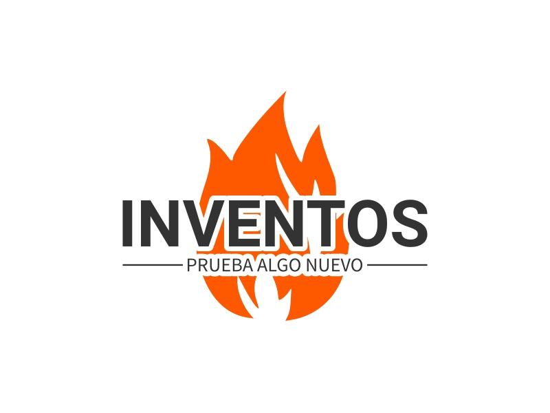 INVENTOS logo design