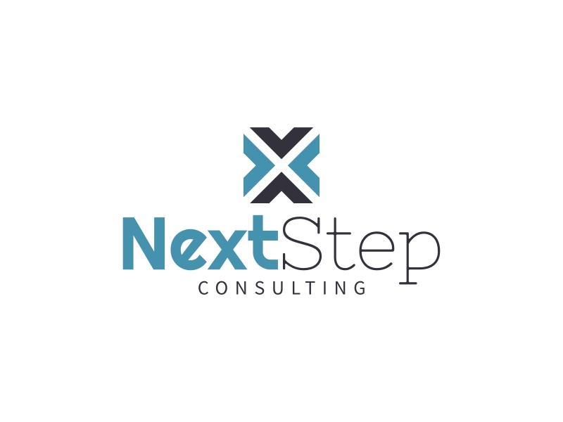 Next Step logo design