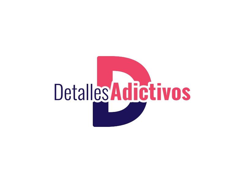 Detalles Adictivos logo design