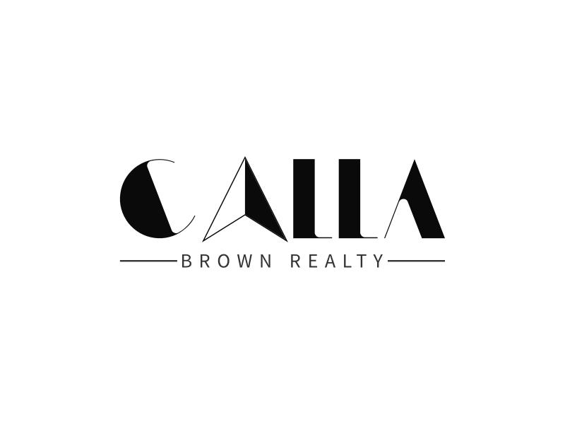 Calla logo design