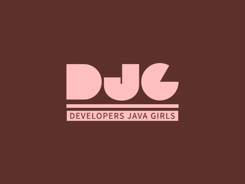 DJG logo design