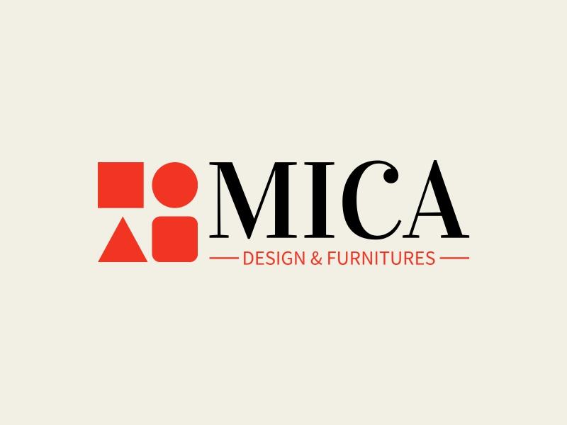 MICA logo design