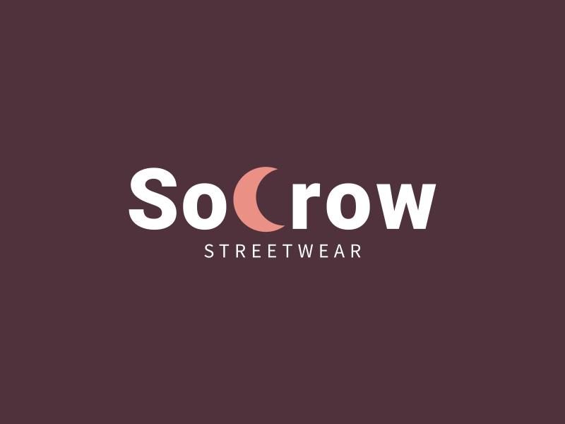 Socrow logo design