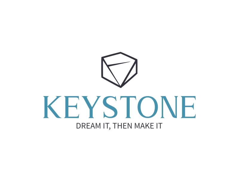 KEYSTONE logo design