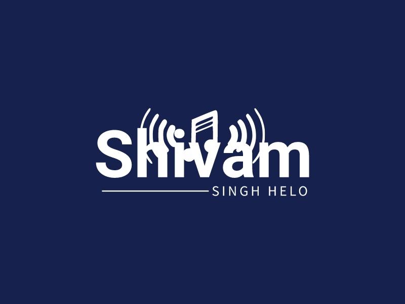 Shivam logo design