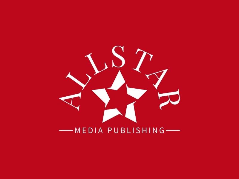 ALLSTAR logo design