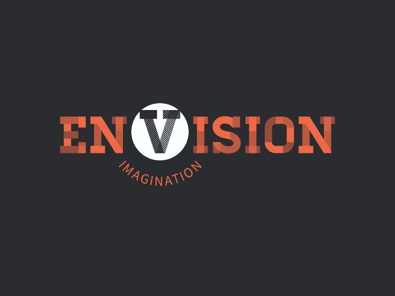 EnVision logo design
