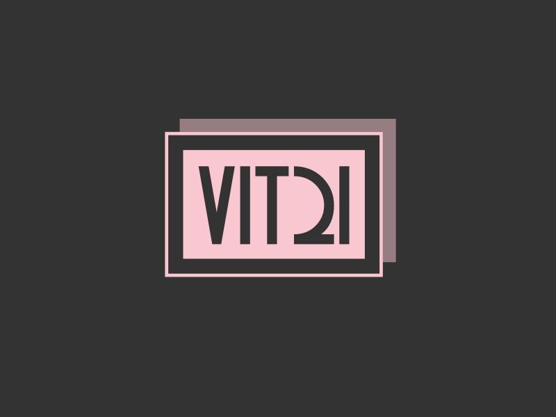 Vit21 logo design
