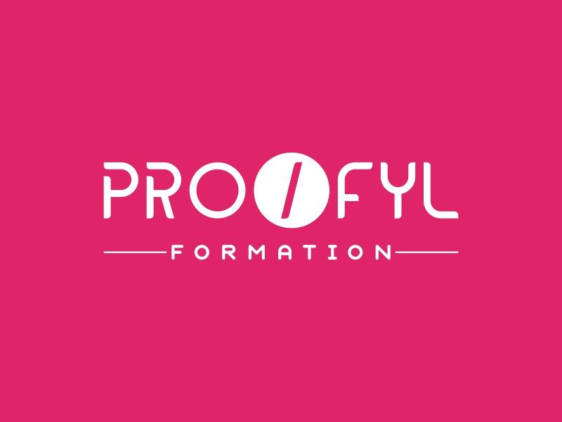 PRO/FYL logo design