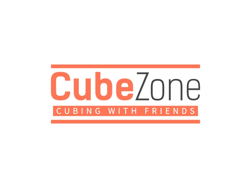 Cube Zone - CUBING WITH FRIENDS