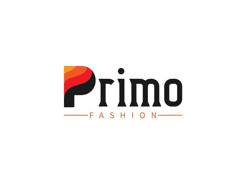 Primo logo design