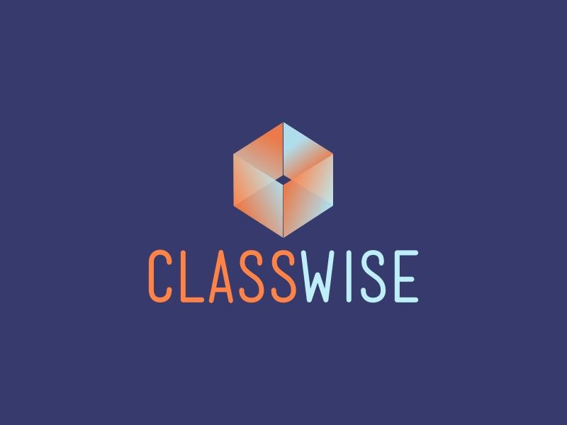 Class Wise logo design