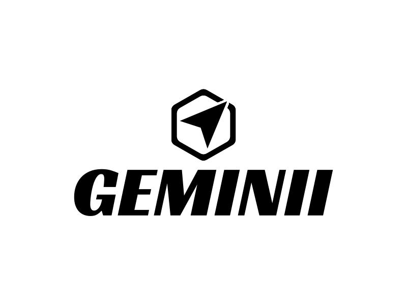GEMINII logo design