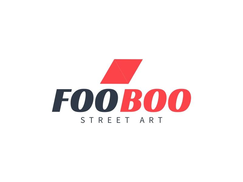 FOO BOO logo design