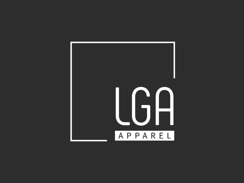 LGA logo design