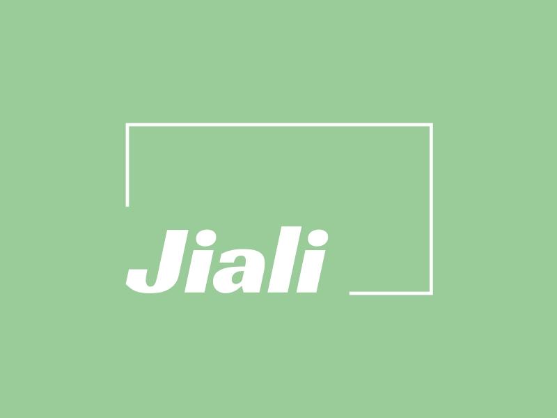 Jiali logo design