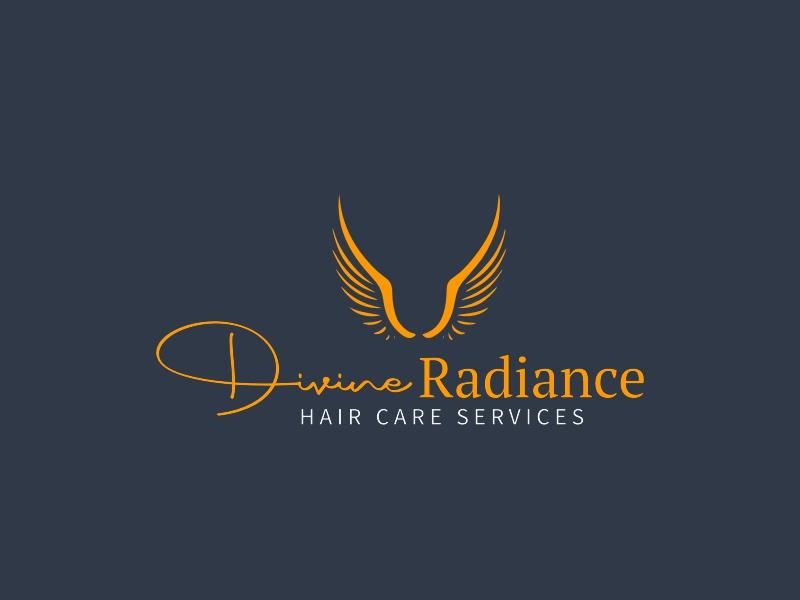 Divine Radiance logo design