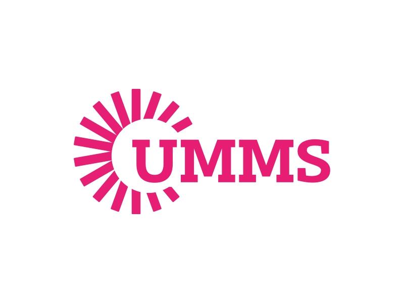 UMMS logo design