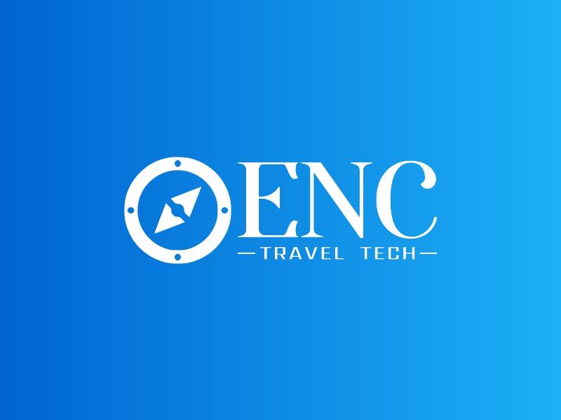 ENC logo design