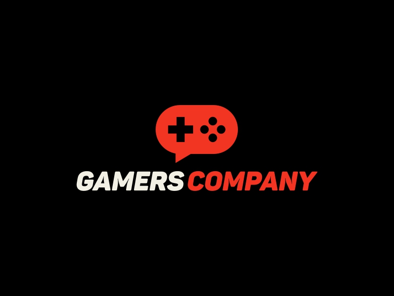 Gamers Company logo design