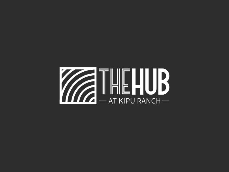 The Hub logo design