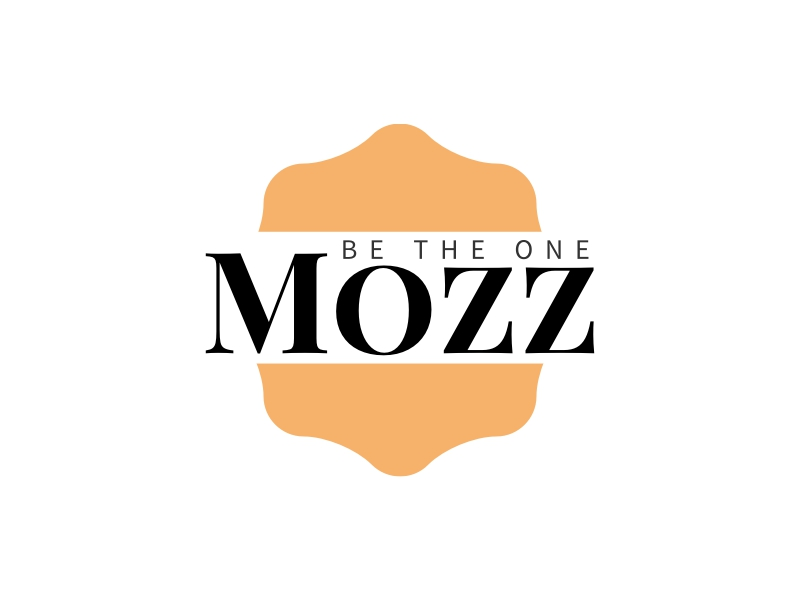 Mozz logo design