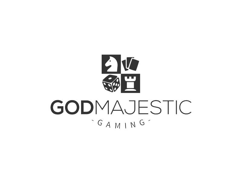 GOD MAJESTIC logo design