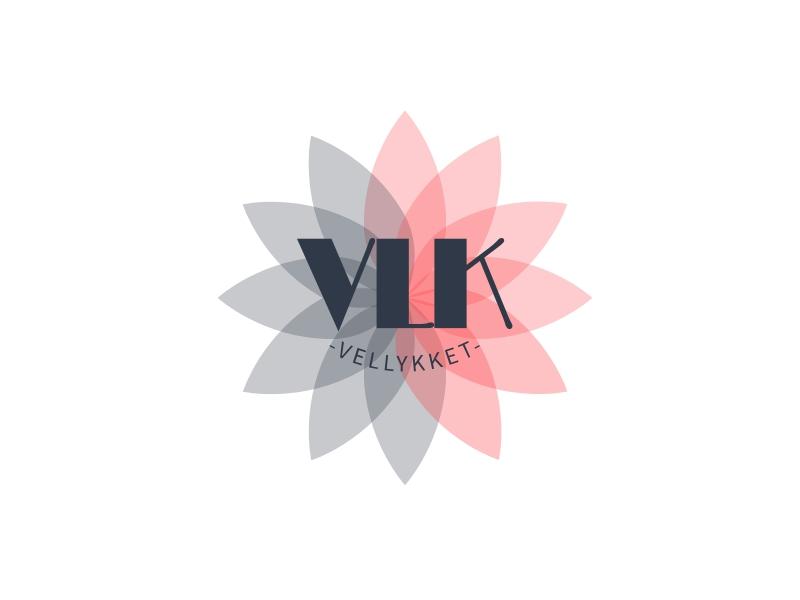 VLK logo design