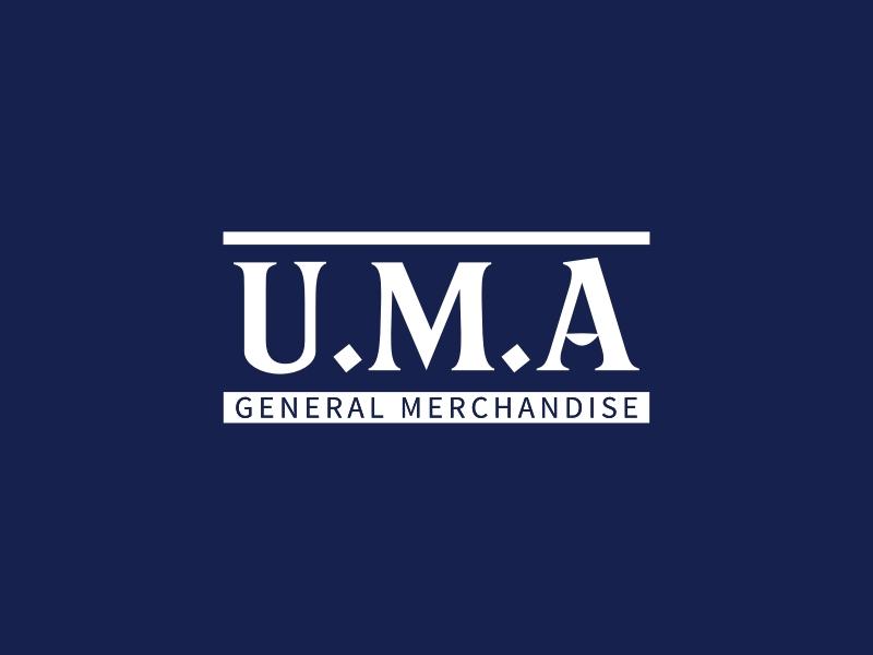 U.M.A logo design