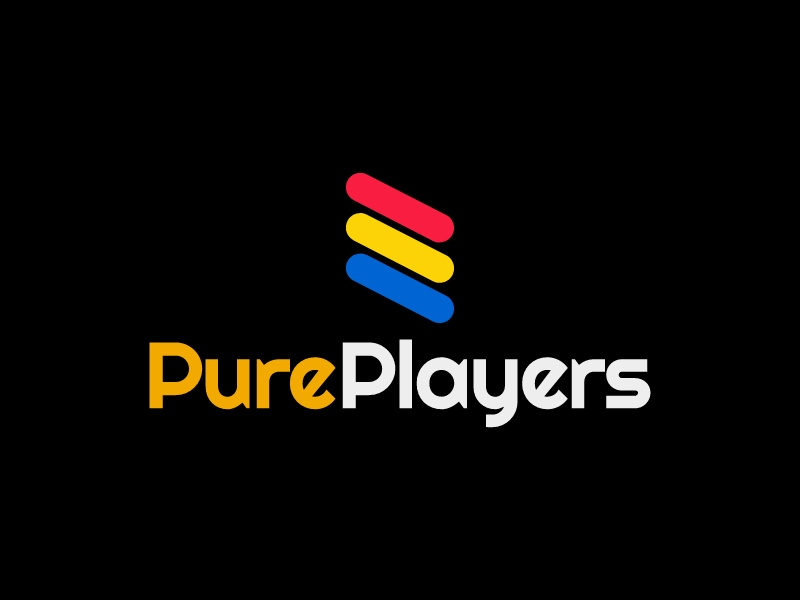 Pure Players logo design