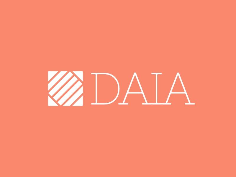 DAIA logo design