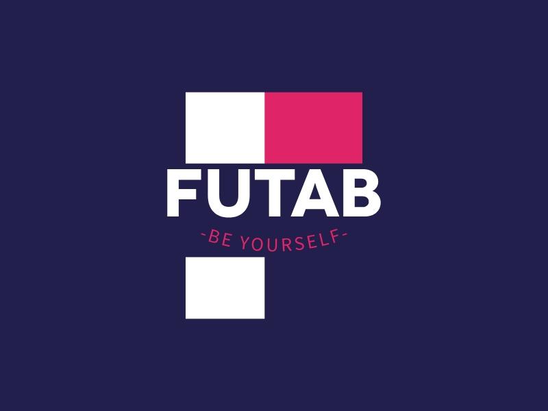 FUTAB logo design