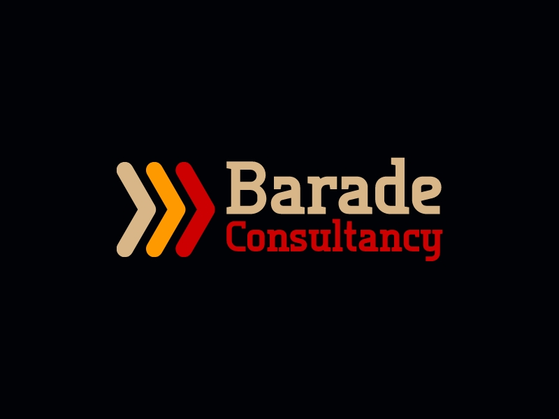 Barade Consultancy logo design