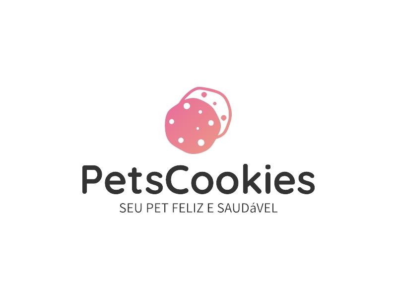 PetsCookies logo design