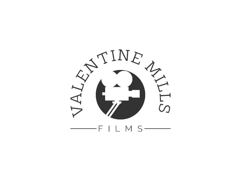 VALENTINE MILLS logo design