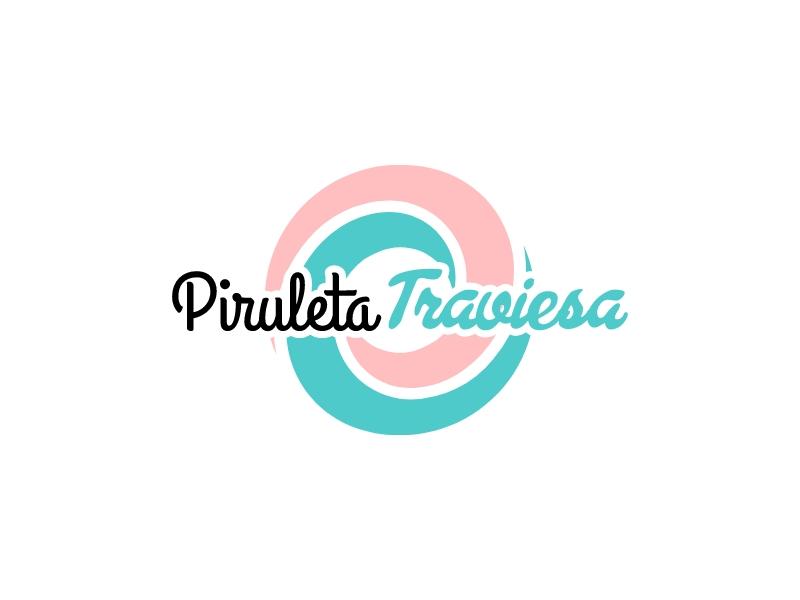 Piruleta Traviesa logo design