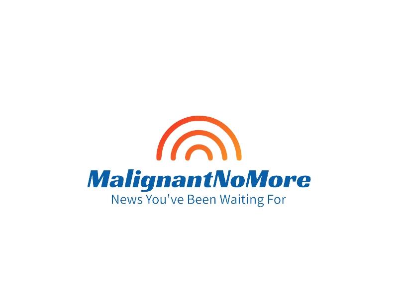 MalignantNoMore logo design