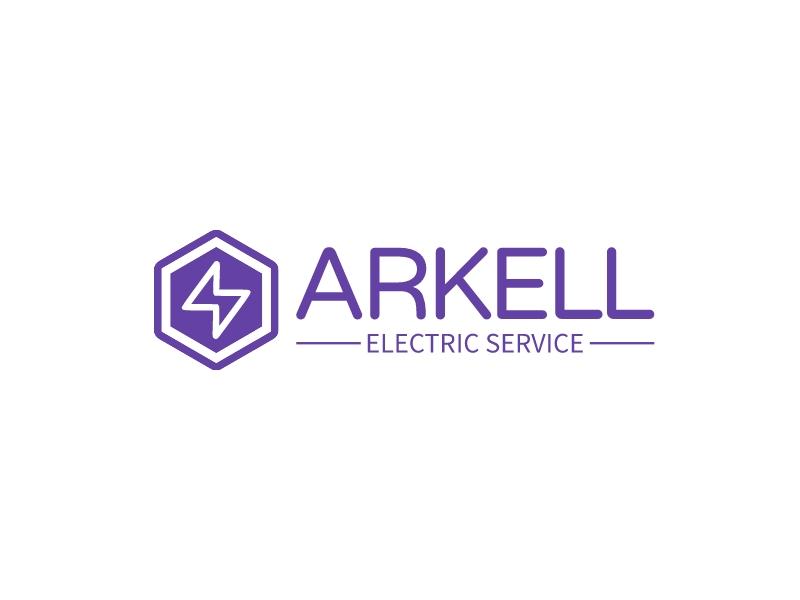 ARKELL logo design