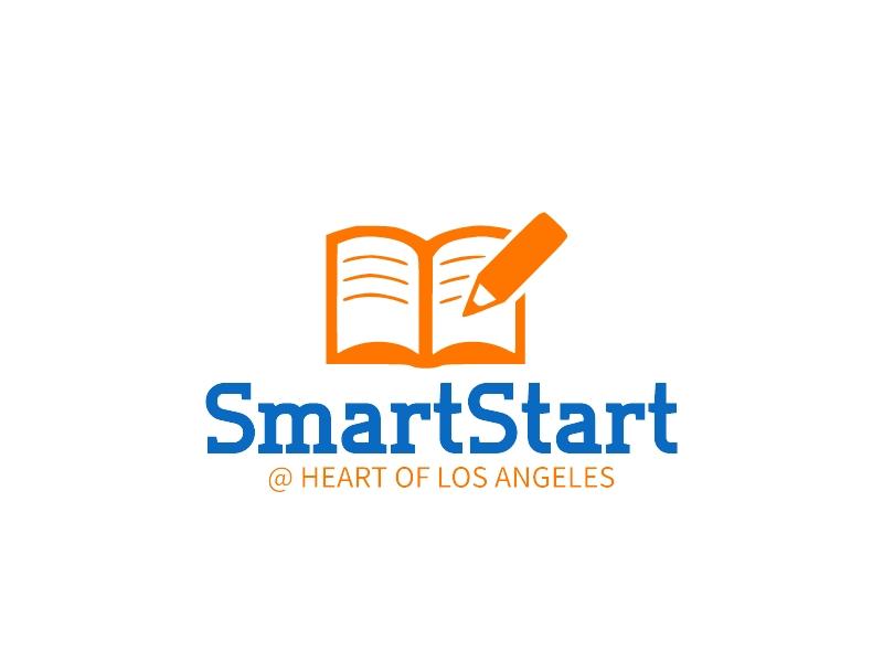 SmartStart logo design