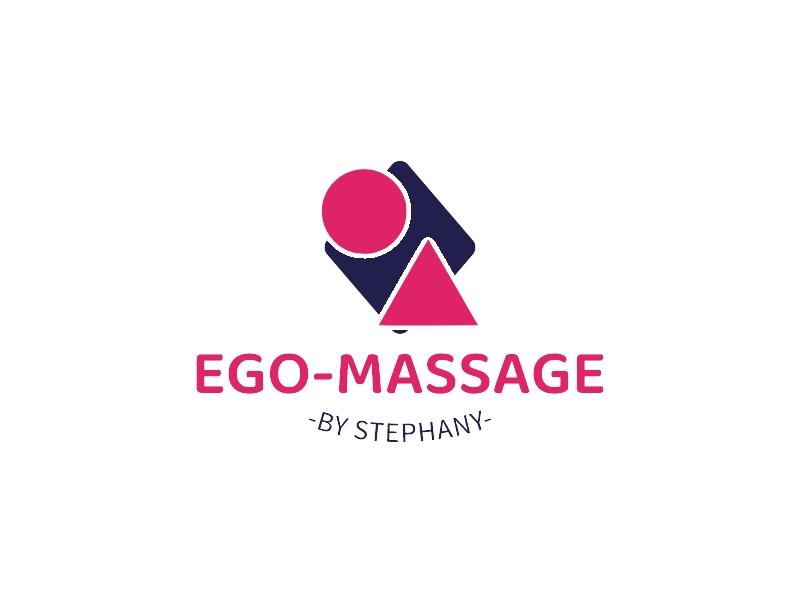 EGO-MASSAGE logo design
