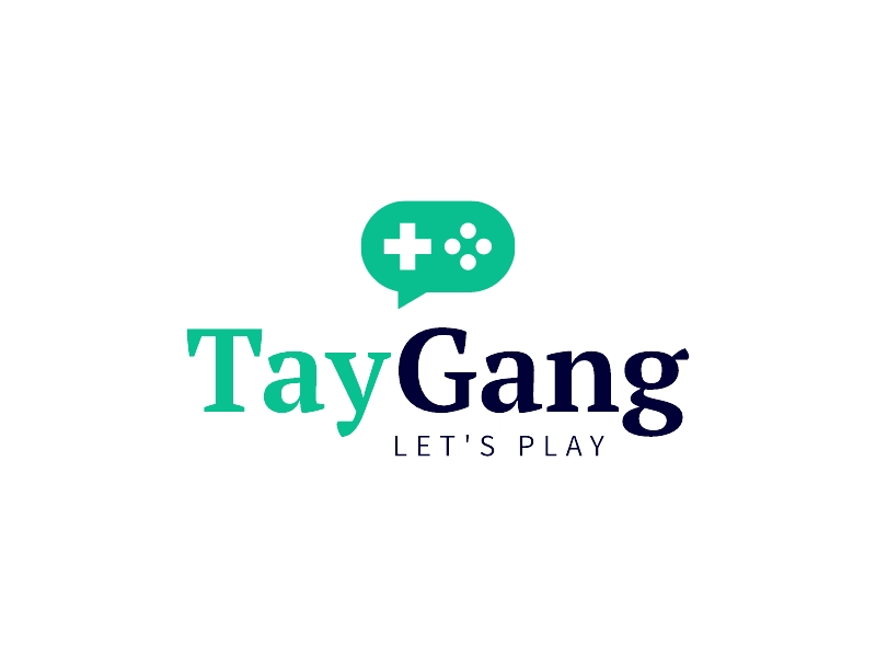 Tay Gang logo design