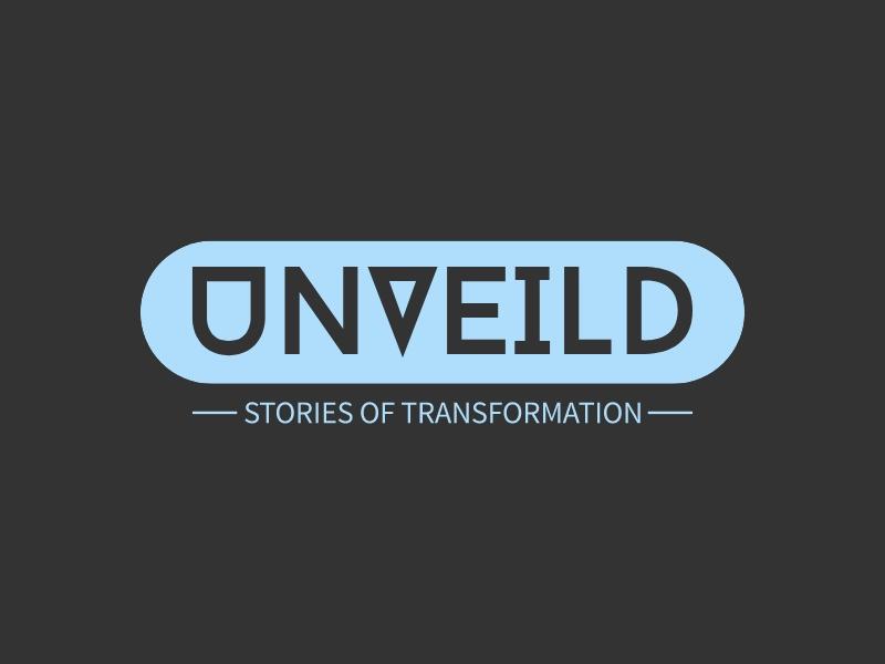 UNVEILD logo design
