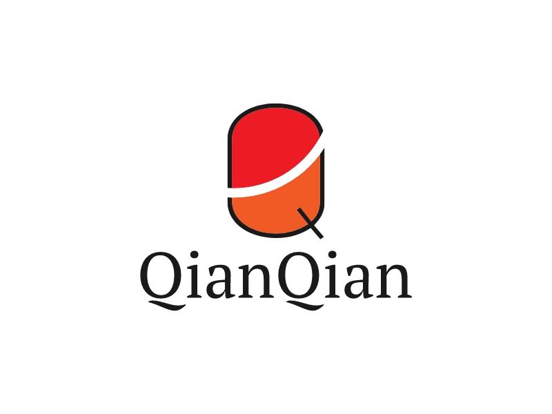 QianQian logo design
