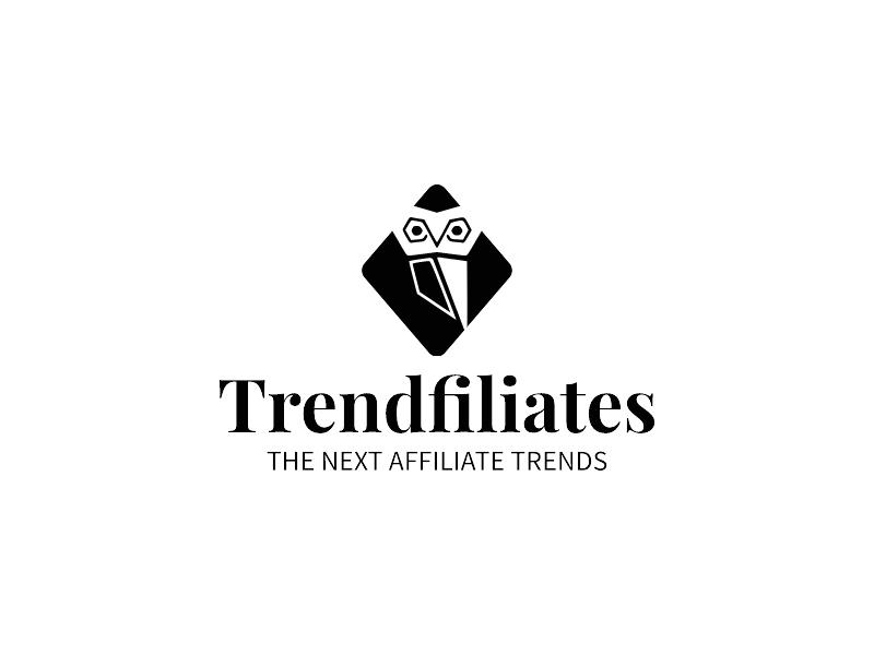 Trendfiliates logo design