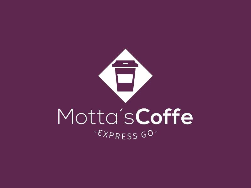 Motta´s Coffe logo design