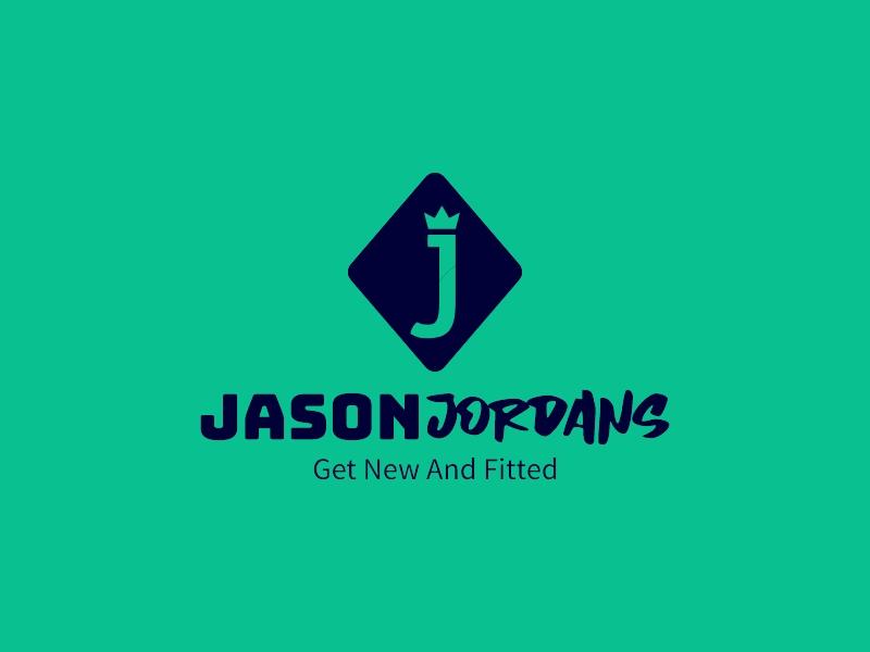 Jason Jordans logo design