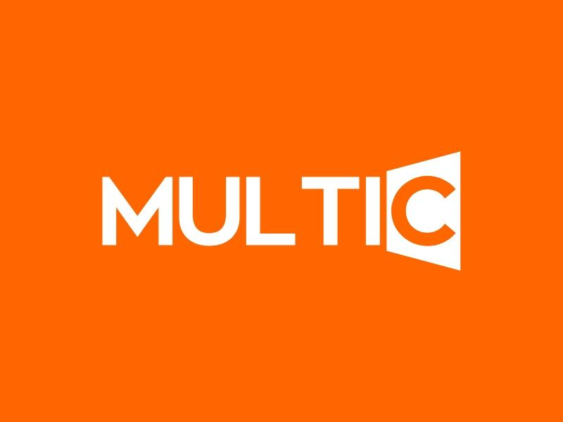 MULTIC logo design